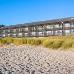 Best Western Plus Lincoln Sands Oceanfront Suites Exterior Back