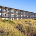 Best Western Plus Lincoln Sands Oceanfront Suites Back Side Exterior