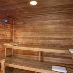 Best Western Plus Lincoln Sands Oceanfront Suites Sauna