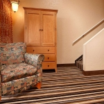 Best Western Plus Lincoln Sands Oceanfront Suites Living Area
