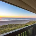 Best Western Plus Lincoln Sands Oceanfront Suites Ocean and Sunset View