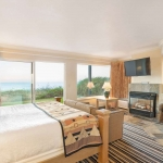 Best Western Plus Lincoln Sands Oceanfront Suites Room with Ocean View