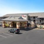 Best Western Plus Lincoln Sands Oceanfront Suites Daytime Exterior