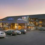 Best Western Plus Lincoln Sands Oceanfront Suites Sunset Exterior